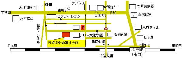 コモンズ 地図